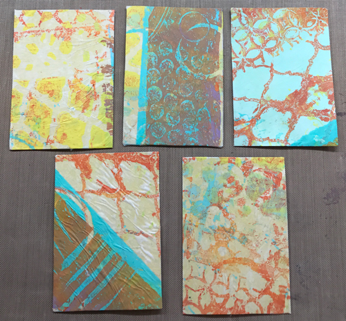 Mono-Print ATC Background