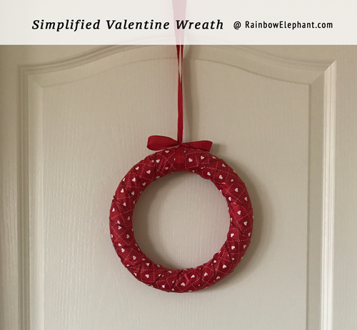 Easiest Wreath Ever