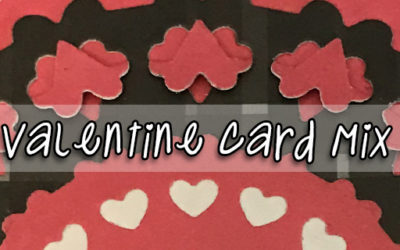 Valentine Greeting Card Mix