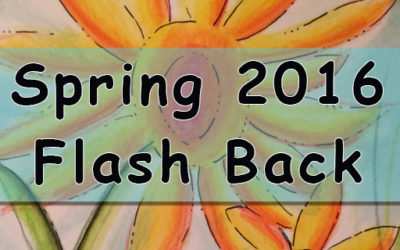 Flash Back – Spring 2016